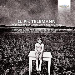 Telemann: Complete Suites & Concertos