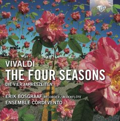 Vivaldi: The Four Seasons (CD)