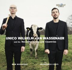 Van Wassenaer (and the recorder in the Low Countries)